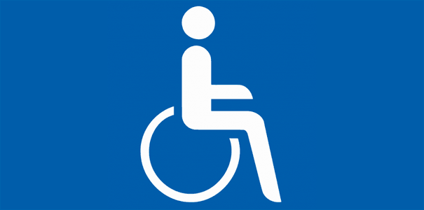 Passengers with wheelchairs Symbol